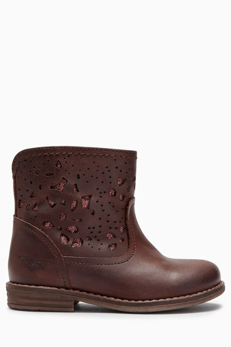 Buy Brown Western Boots (Younger Girls) from the Next UK online shop