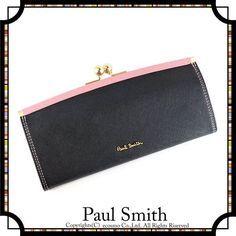 ポールスミス 財布 レディース がま口長財布 クロスグレイン クールスタイル - Yahoo!ショッピング - Tポイントが貯まる!使える!ネット通販