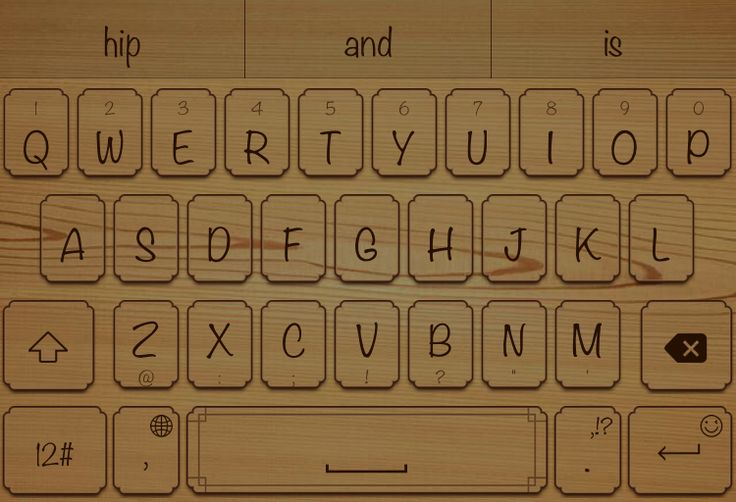 Design your keyboard & Typing fun!😄👉http://bit.ly/getTouchPaliOS 👈