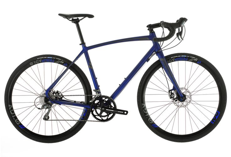 RALEIGH Gravel Bike MUSTANG Claris 8V Bleu