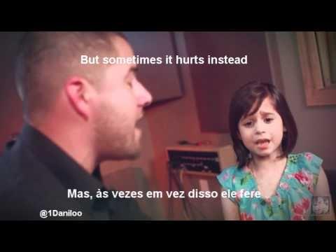 Someone Like You - Adele Acoustic Cover - Jorge and Alexa Narvaez (Lyrics - legendado) Love these two <3
