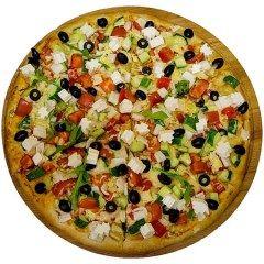 Пицца греческая рецепт