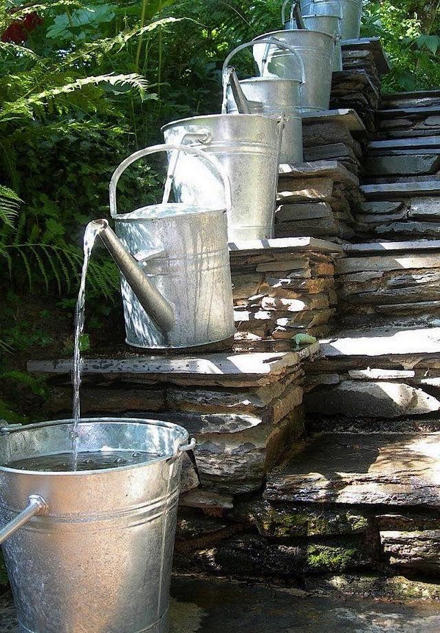 NapadyNavody.sk | 20 skvelých nápadov na vodopády, rybníky a vodné záhrady