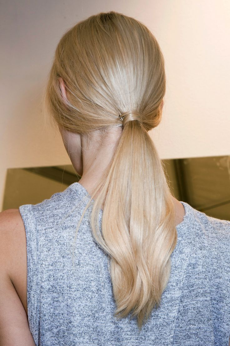 Revamp Your Ponytail with These Runway Inspirations | Beauty High