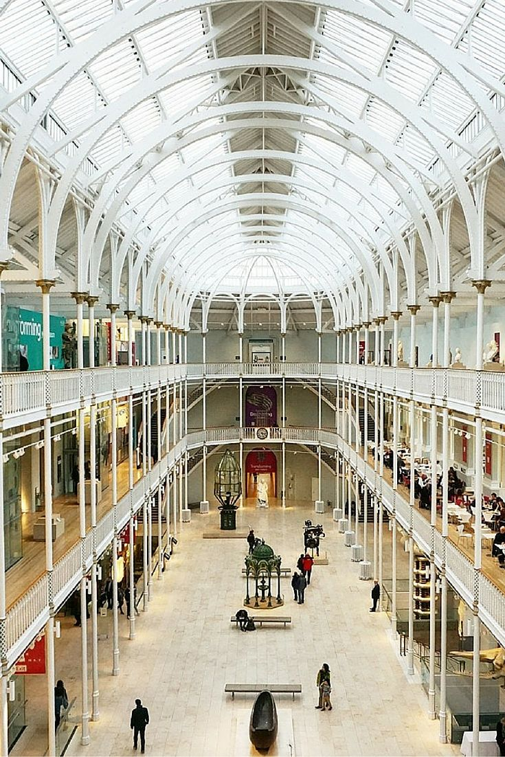 See the best of Edinburgh, Scotland in four days. This itinerary is perfect for…