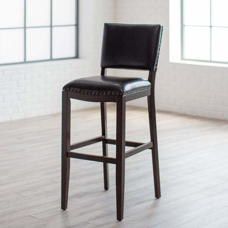 Belham Living Hutton Leather Backless Saddle Counter Stool: 25+ Best Ideas About Tall Bar Stools On Pinterest