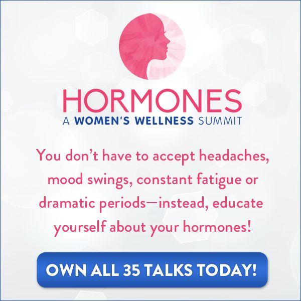 Affiliate Center - Hormones: A Women's Wellness Summit