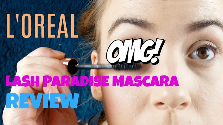 L'OREAL LASH PARADISE / PARADISE EXTATIC MASCARA REVIEW | Hannah Jo EVERYONE has been raving about this mascara, so I wanted to see what all the hype was about!  Here in the UK it has finally arrived, so why not see ...