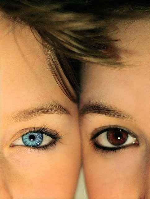 Get close up.   37 Impossibly Fun Best Friend Photography Ideas  OMG @Taryn Landis we have to do this