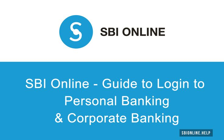The SBI Online Internet Banking system allows people to login to their personal banking account and corporate banking account via OnlineSBI website. If you are unable to login to your SBI Online Bank account, here are the steps to login to your Personal/Corporate banking account to access OnlineSBI