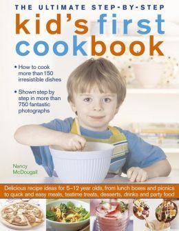 Fun Cookbooks For Your Little Chef- A Day In Candiland