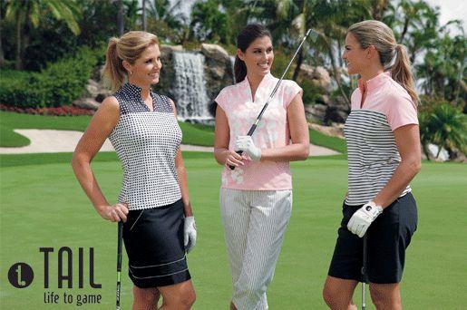 womens golf clothing: