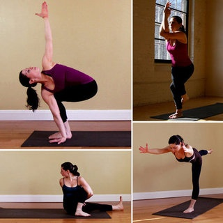 Fire-Building Yoga Sequence