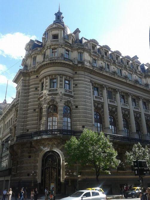 Centro Naval, microcentro de la Ciudad de Buenos Aires