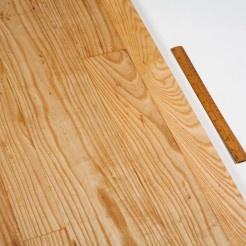Rustic solid ash #Floorboards