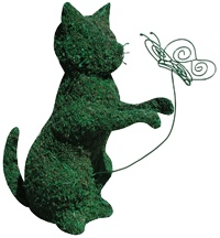 206 best images about TOPIARY sculptures. on Pinterest