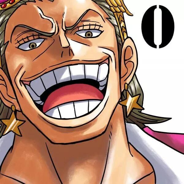 0. Gild Tesoro [One Piece Film: Gold]