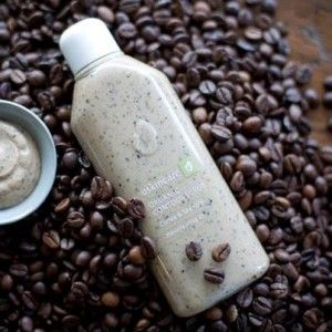 Coffee & Sea Kelp Contour Scrub