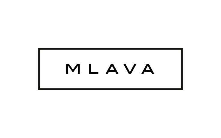 Mlava logo by Asia Oparcik & Bart Zimny