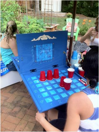 Pirate Ship Instead Of Battleship When Your Is Sunk You Drink The Beverage Choice This Would Be Fun With Kids Minus Alcohol
