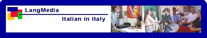 LangMedia: Italian in Italy. Many videos with Italian and English subtitles