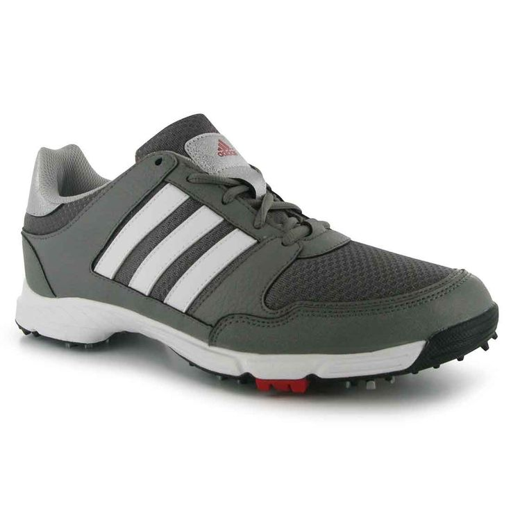 Adidas Tech Response 4.0 Golf Shoes Grey - $49.99 http://www.golfdiscount