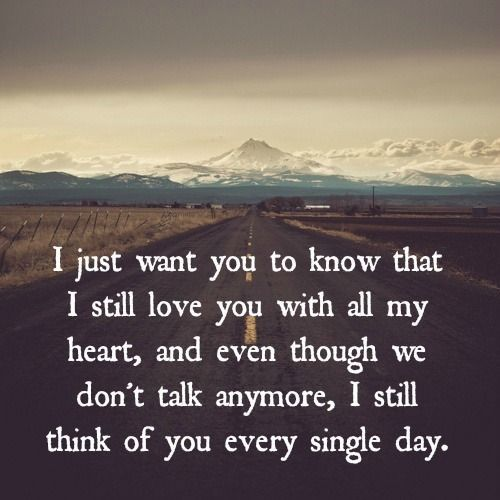 I Love You Quotes: 25+ Best Still In Love Ideas On Pinterest