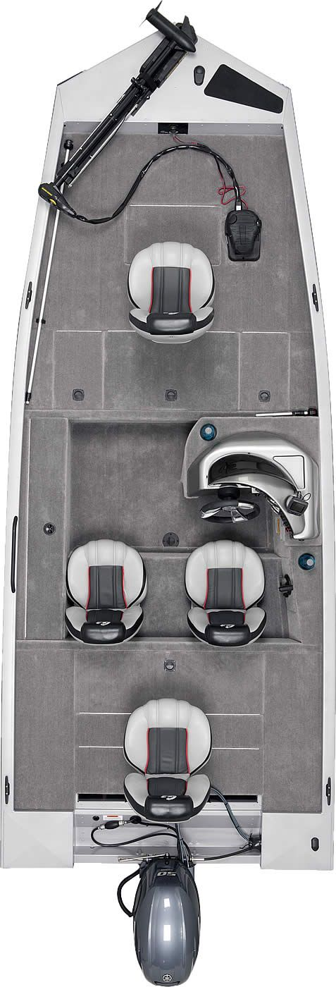 Eagle 166 - Entry Level Aluminum Bass Boat | G3 Boats