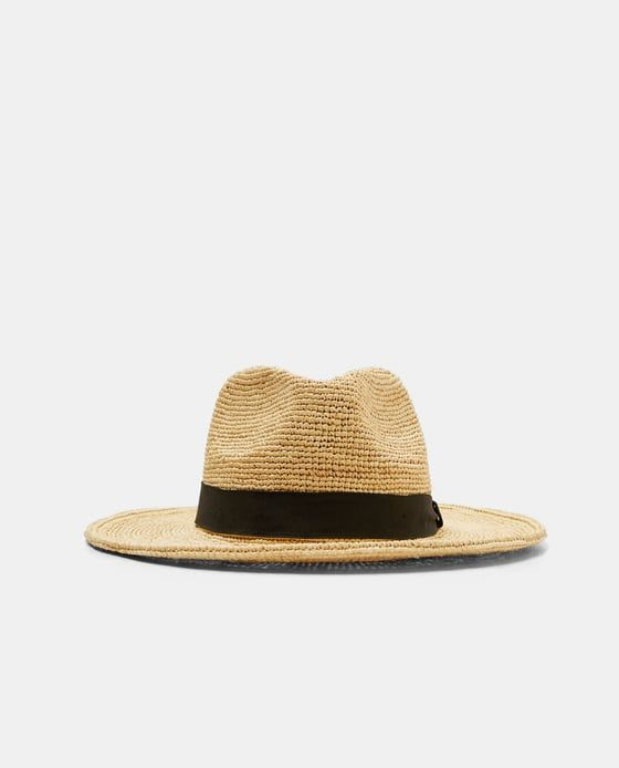 a260890d SOMBRERO CINTA in 2019 | 24 Carat | Zara hats, Hats, Hats for women