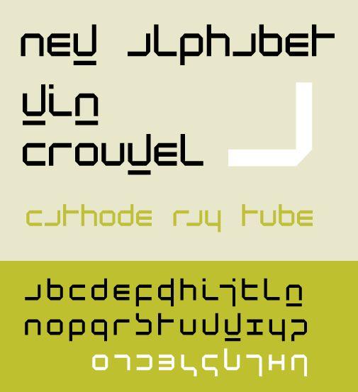 A Quick Study on Dutch Graphic Designer Wim Crouwel