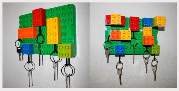 Casa Nerd 1: Decoraçao em lego | Nerd Da Hora
