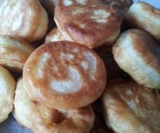 Rezept Oladuschki von Innuschka - Rezept der Kategorie Backen süß
