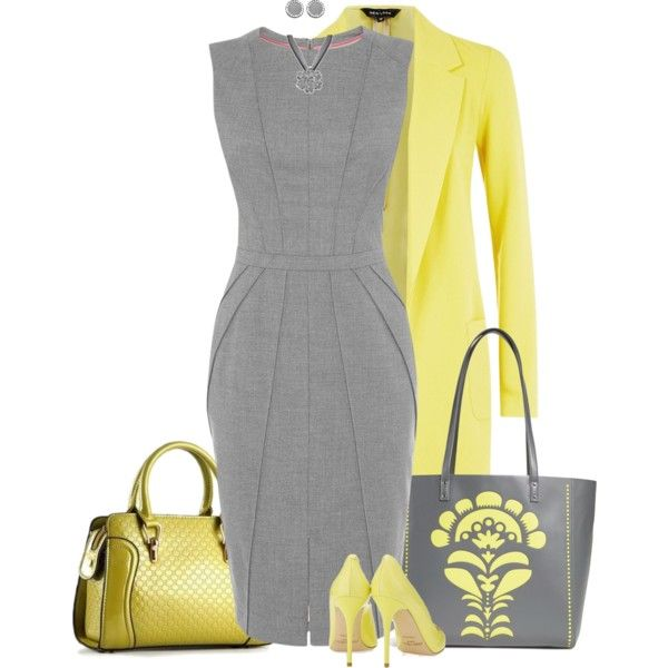Not Feeling Gray Today! by rleveryday on Polyvore featuring moda, Oasis, Jimmy Choo, Vera Bradley, Muguwu, Warehouse, workoutfit, officeOutfit, professionaloutfit and Businessoutfit