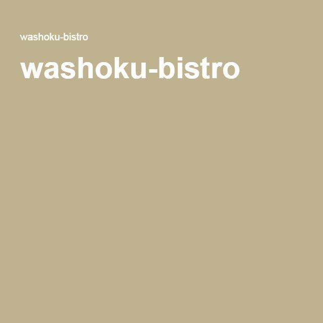 washoku-bistro