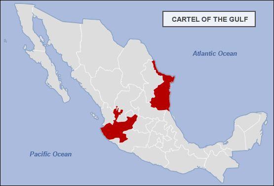 Gulf Cartel | tijuana cartel juarez cartel colima cartel gulf cartel oaxaca cartel ...