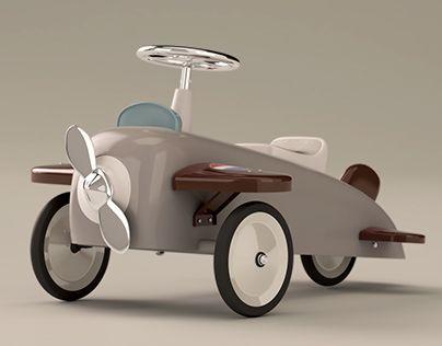Baghera - Speedster Plane http://on.be.net/1Oi6MLn