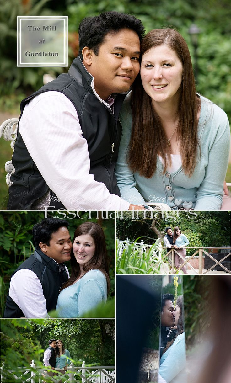 A lovely pre-wedding shoot in the gardens of The Mill Gordleton. http://www.essentialimagesweddings.co.uk