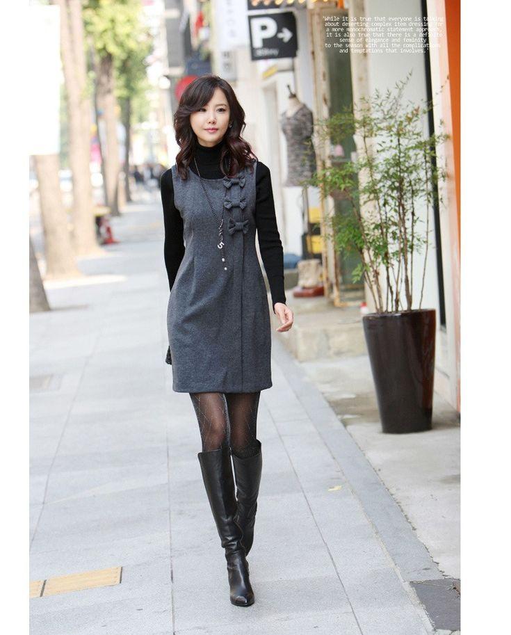1000+ Images About Vestidos Coreanos 3 On Pinterest | Korean Style Korean Fashion And Search
