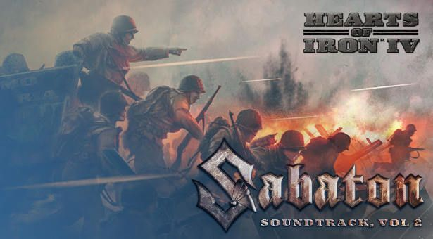 Hearts of Iron IV gets passionate heavy metal support from Sabaton - https://wp.me/p7qsja-cbU, #Mac, #Music, #ParadoxDevelopmentStudio, #Pc, #Sabaton, #SongAboutWar