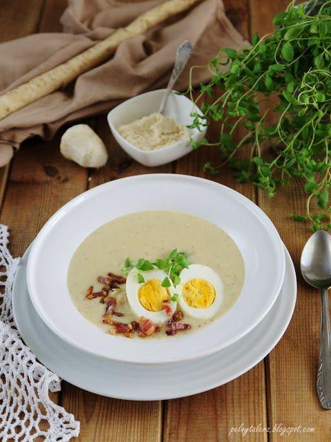 Zupa chrzanowa (Horseradish soup)