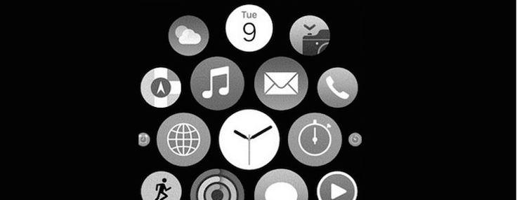 La interfaz del Apple Watch queda protegida por un nuevo registro de patente - http://www.actualidadiphone.com/la-interfaz-del-apple-watch-queda-protegida-por-un-nuevo-registro-de-patente/