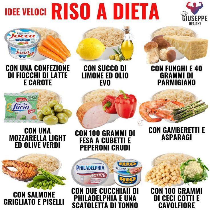 è buono mangiare riso nella dieta chetogenica