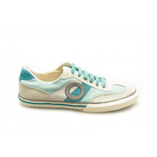 ARO Barcelona Sneakers  3331 POL CANVAS D | TURQUOISE