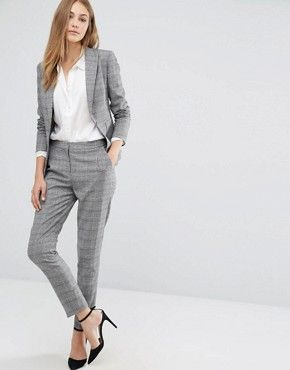 Workwear | Shop our collection of suits & tailoring for women. Browse from work clothes, work shirts, work suits & work pants | ASOS