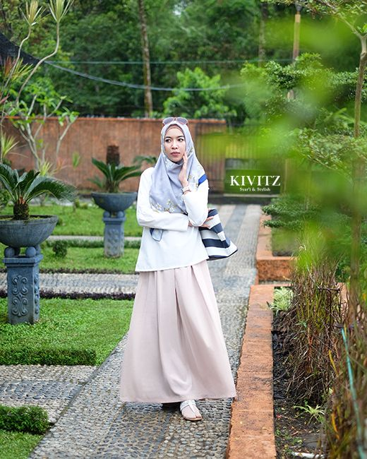 KIVITZ: Aulia's Fashion Fitri