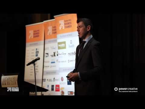 Sydney Hills Business Chamber - powercreative.com.au