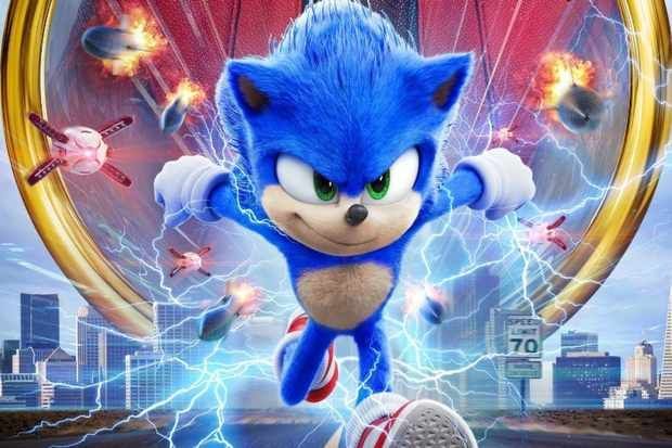 Sonic The Hedgehog Game 2020