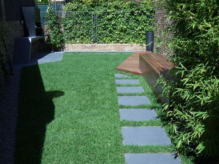 Terrace design una colecci n de ideas sobre dise o que for Jardines de bajo mantenimiento