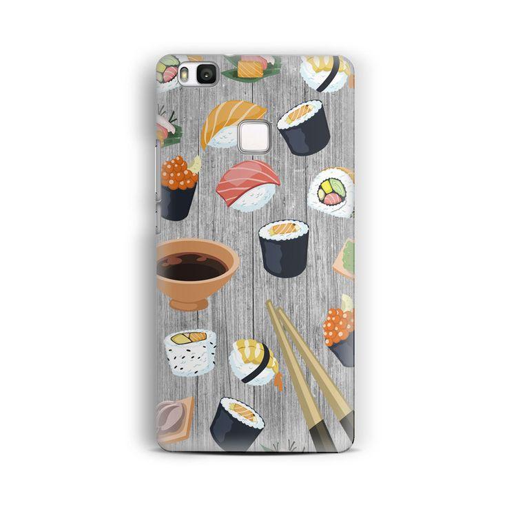 Huawei P9 Lite Case Sushi Time Huawei P9 Case Huawei P8 Case Huawei P8 Lite Sushi Case Sushi Phone Case Sushi Phone Case Sushi Gift by CaseLoco on Etsy
