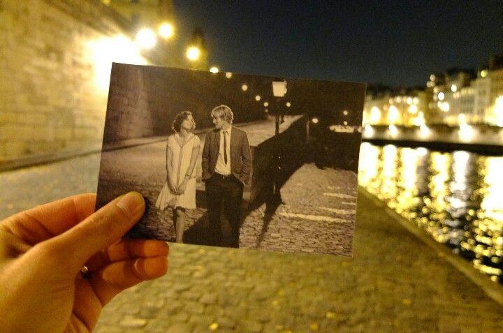 Midnight in Paris - movie location picture - Ile Saint Louis, 36 quai des orfèvres